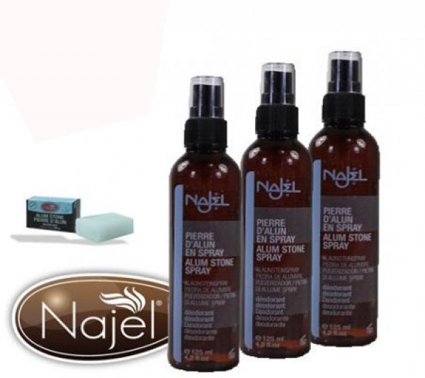 Najel Alaunspray Deodorant 125 ml